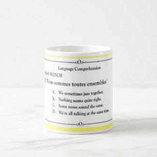 Language Collection - French 2 Coffee Mug