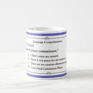 Language Collection - Italian 1 Mug