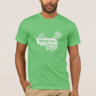 Language Learning China T-Shirt in Multiple Colors
