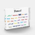 Language of Dance! Awards