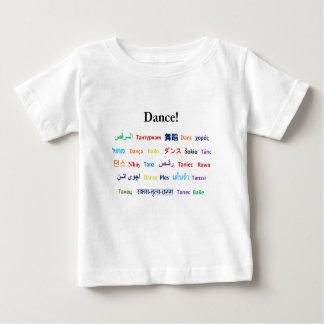 Language of Dance!  Words for Dance Worldwide Shirt