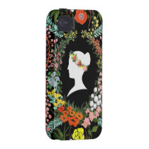 Language of Flowers Iphone 3G and 3GS Case-Mate iPhone 4 Case