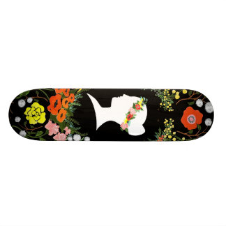 Language of Flowers skateboard