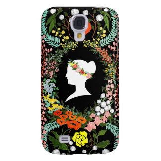 Language of Flowers Speck® Hard case for 3G Galaxy S4 Cover