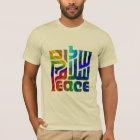Language of Peace/3 Languages T-Shirt
