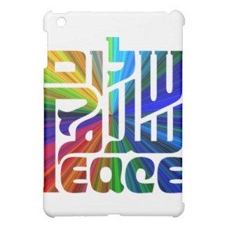 Language of Peace-Hebrew, English, Arabic Case For The iPad Mini