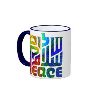 Language of Peace Mugs