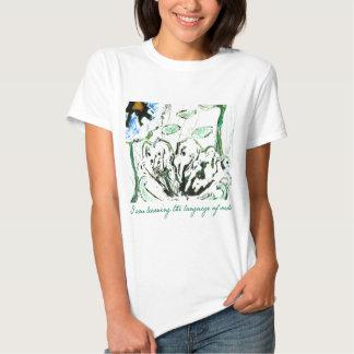 Language of Seeds T Shirt