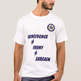 Language Police - Sarcasm T-Shirt