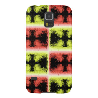 Languages In Color Galaxy S5 Case