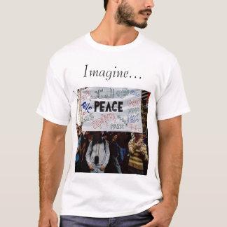 languagespeace, Imagine... T-Shirt