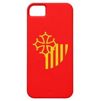 Languedoc Roussillon flag france country region iPhone SE/5/5s Case