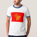 Languedoc-Roussillon flag Shirt