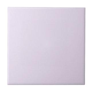 Languid Lavender Ceramic Tile