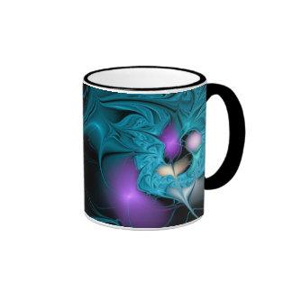 Languid Mitosis Ringer Mug