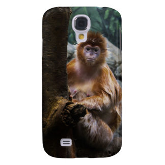 Langur Monkey Samsung Galaxy S4 Cover