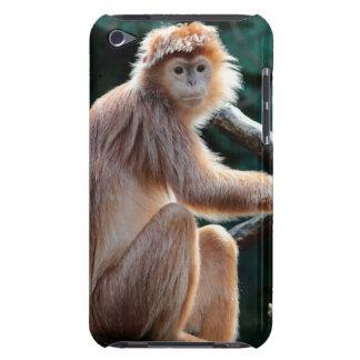 Langur Monkey Wildlife Animal Photo Barely There iPod Case