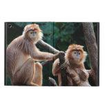 Langur Monkey Wildlife Animal Photo Cover For iPad Air