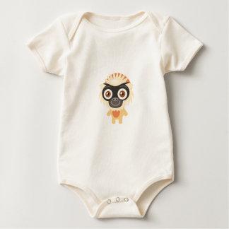 Langur - My Conservation Park Baby Bodysuit