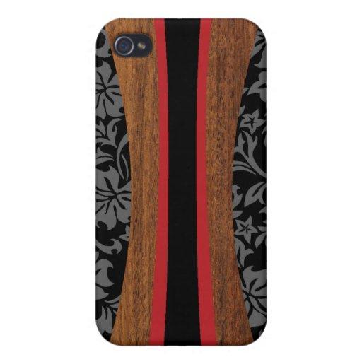 Laniakea Hawaiian Surfboard Cases For iPhone 4