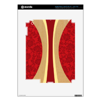 Laniakea Hawaiian Surfboard iPad 3 or Tablet Skin Decal For iPad 3