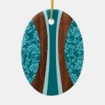 Laniakea Hawaiian Surfboard Ornament
