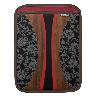 Laniakea Surfboard Hawaiian Rickshaw iPad Case