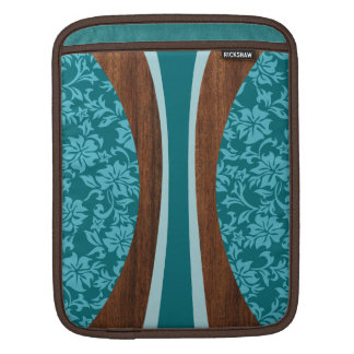 Laniakea Surfboard Hawaiian Rickshaw iPad Case iPad Sleeves