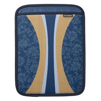 Laniakea Surfboard Hawaiian Rickshaw iPad Case iPad Sleeve