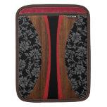 Laniakea Surfboard Hawaiian Rickshaw iPad Case Sleeve For iPads