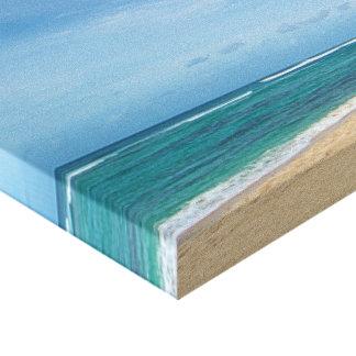 Laniakea Surfer Canvas Print