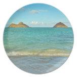 Lanikai, Hawai'i Plato De Comida