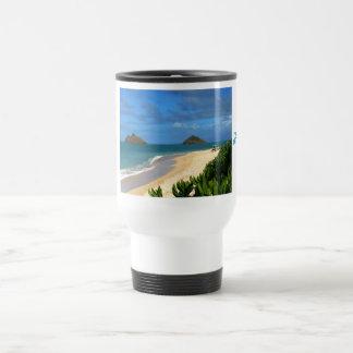 Lanikai, Hawai'i Travel Mug