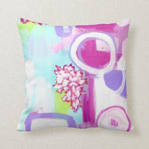 Lanikai Reef Pillow