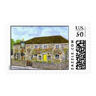 'Lanivet Inn' Postage