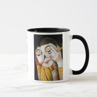 Lanna Woman Mug