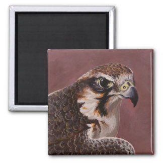 Lanner Falcon 2 Inch Square Magnet