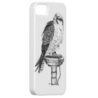 Lanner Falcon I phone case