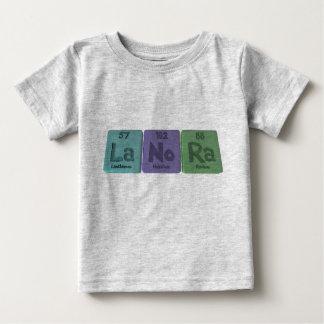 Lanora as Lanthanum Nobelium Radium Infant T-shirt