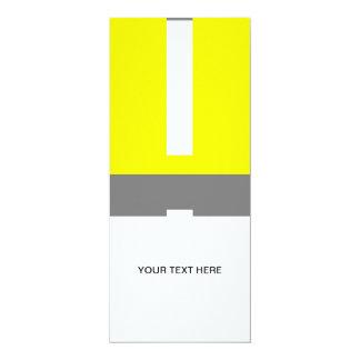 Lanre 4x9.25 Paper Invitation Card