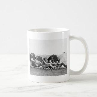 Lansburg Bathing Girls: 1922 Coffee Mug