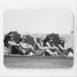 Lansburg Bathing Girls: 1922 Mouse Pad
