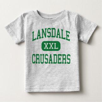 Lansdale - cruzados - católico - Lansdale Playera De Bebé