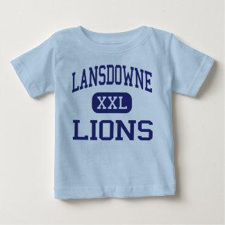 Lansdowne Lions Middle Baltimore Maryland Tshirts