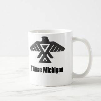 L'Anse Michigan Ojibwe Native American Mug
