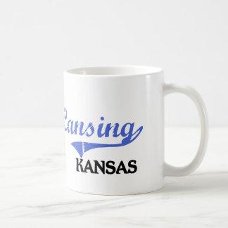 Lansing Kansas City Classic Coffee Mug