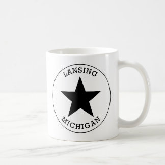 Lansing Michigan Coffee Mug