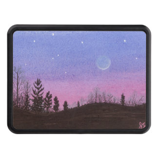 Lansing Moon and Stars Hitch Cover