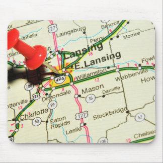 Lansing Mouse Pad