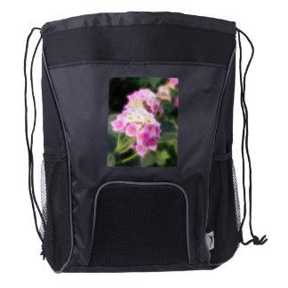 Lantana 1 Angelic backpack Drawstring Backpack